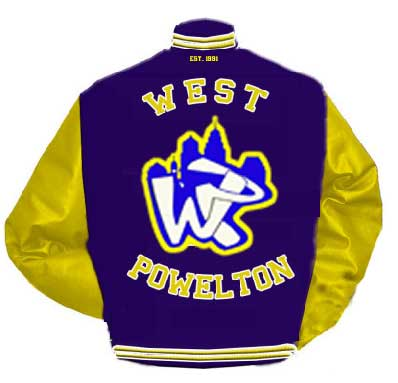 West Powelton Jacket Back